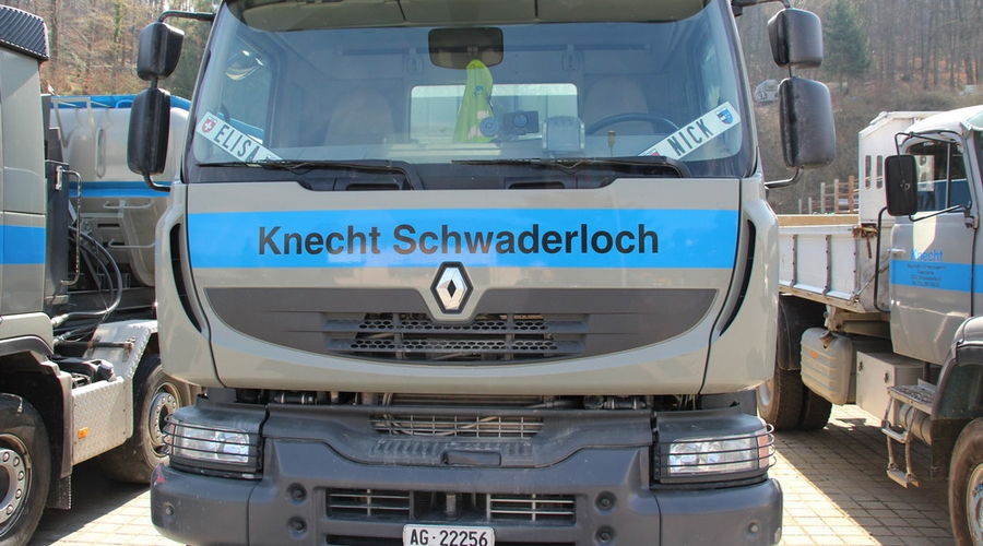 Knecht Baustoffe GmbH